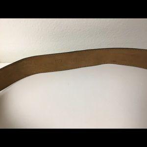 Moschino Accessories - Moschino Black leather belt